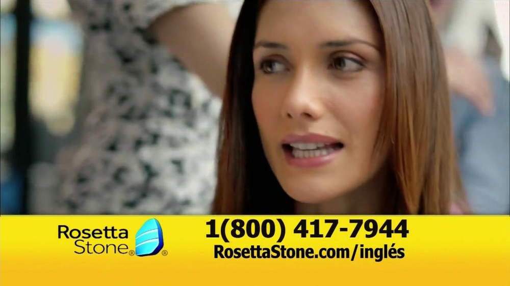 Rosetta Stone Tv Spot Antes Y Ahora Spanish Ispot Tv