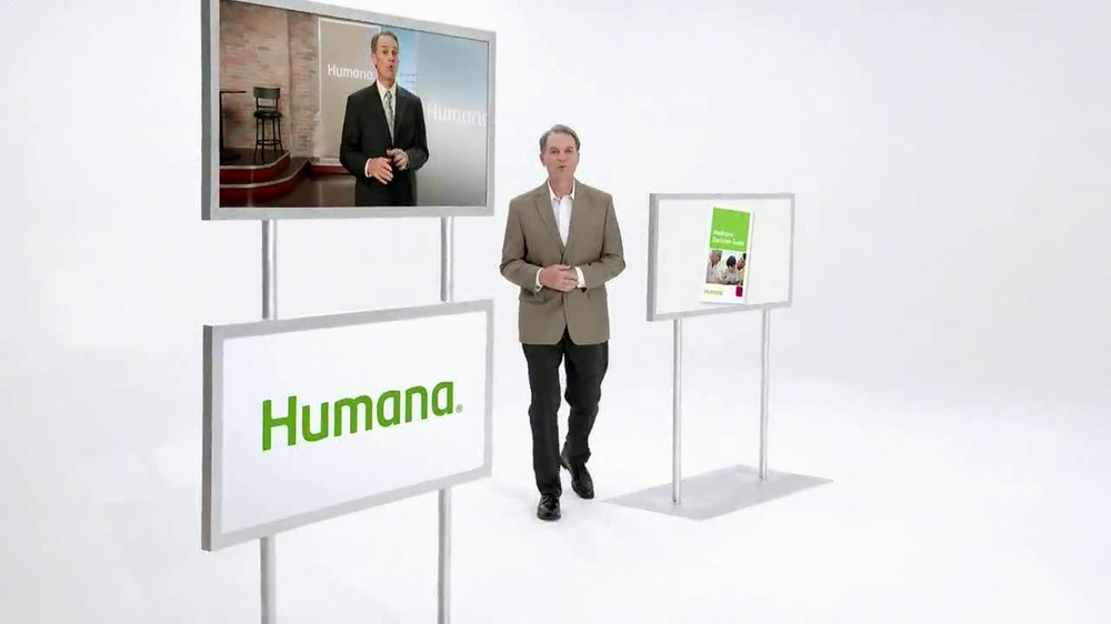Humana Medical Advantage Plans TV Spot, 'Whiteboard' - Screenshot 1