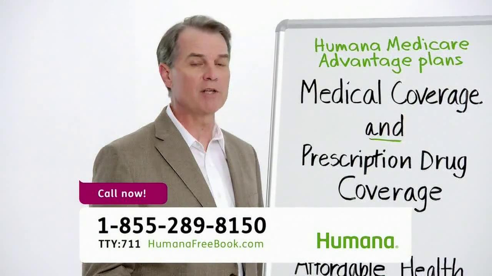 Humana Medical Advantage Plans TV Spot, 'Whiteboard' - Screenshot 4