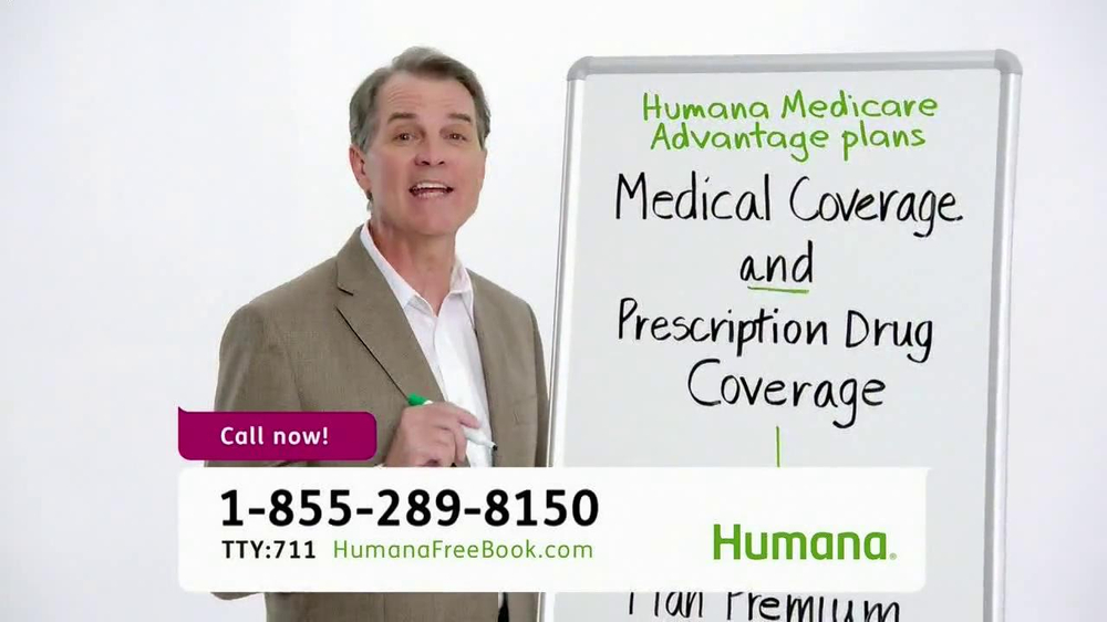 Humana Medical Advantage Plans TV Spot, 'Whiteboard' - Screenshot 5