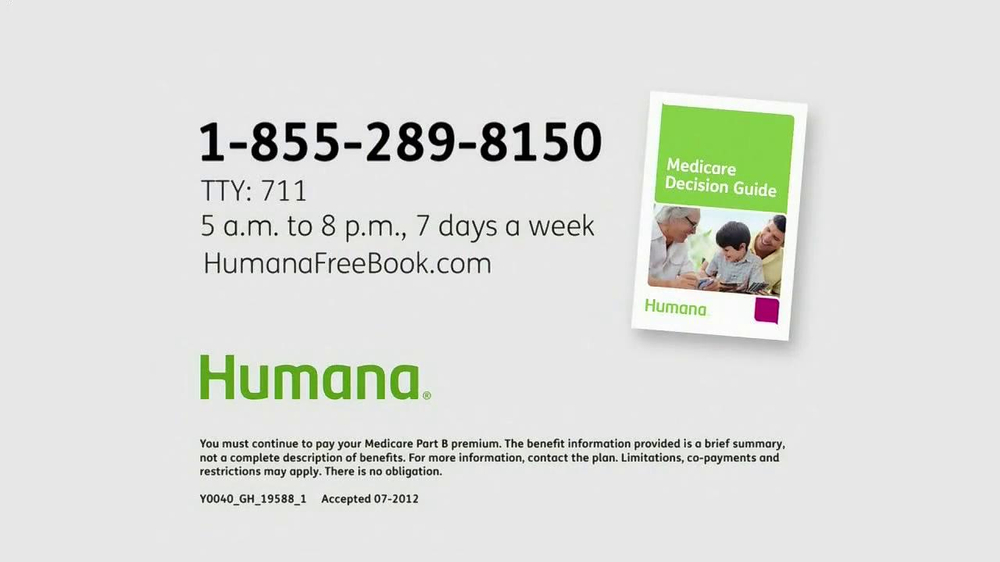 Humana Medical Advantage Plans TV Spot, 'Whiteboard' - Screenshot 7