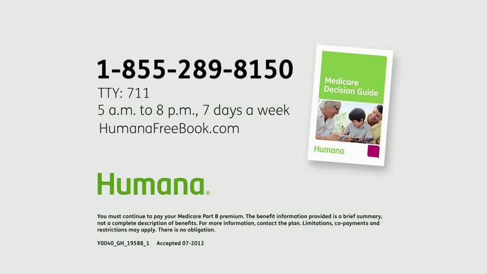 Humana Medical Advantage Plans TV Spot, 'Whiteboard' - Screenshot 8
