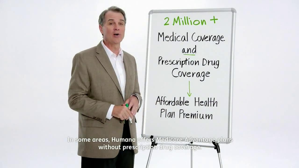 Humana Medical Advantage Plans TV Spot, 'Whiteboard' - Screenshot 9