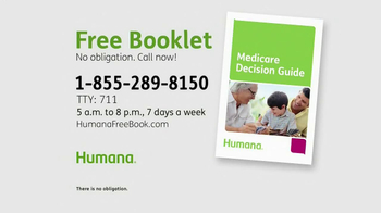 Humana Medical Advantage Plans TV Spot, 'Whiteboard' - Thumbnail 10