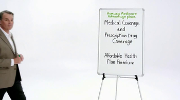 Humana Medical Advantage Plans TV Spot, 'Whiteboard' - Thumbnail 2