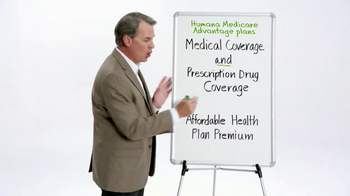 Humana Medical Advantage Plans TV Spot, 'Whiteboard' - Thumbnail 3