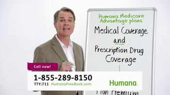 Humana Medical Advantage Plans TV Spot, 'Whiteboard' - Thumbnail 5