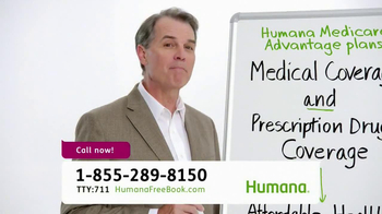 Humana Medical Advantage Plans TV Spot, 'Whiteboard' - Thumbnail 6