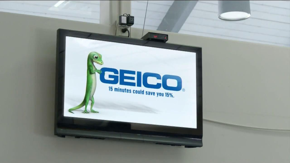 GEICO TV Spot, 'Did You Know: A Tree Does Make a Sound' - Screenshot 2