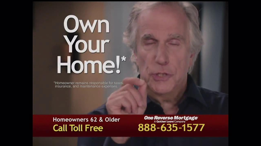 One Reverse Mortgage TV Spot, 'Myths' Featuring Henry Winkler - Screenshot 6