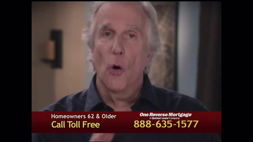 One Reverse Mortgage TV Spot, 'Myths' Featuring Henry Winkler - Screenshot 9