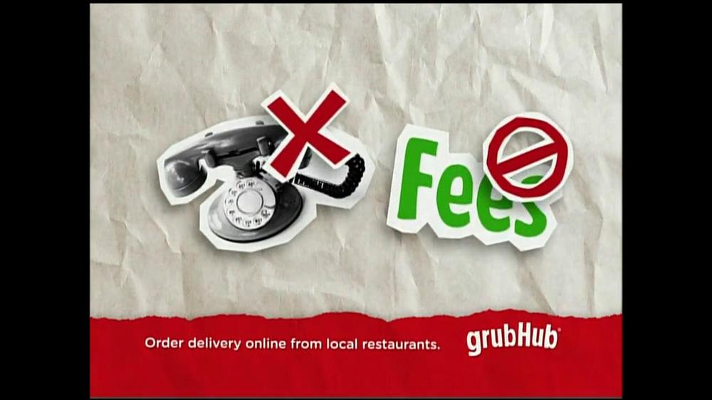 GrubHub TV Spot, 'You My Pizza?' - Screenshot 10