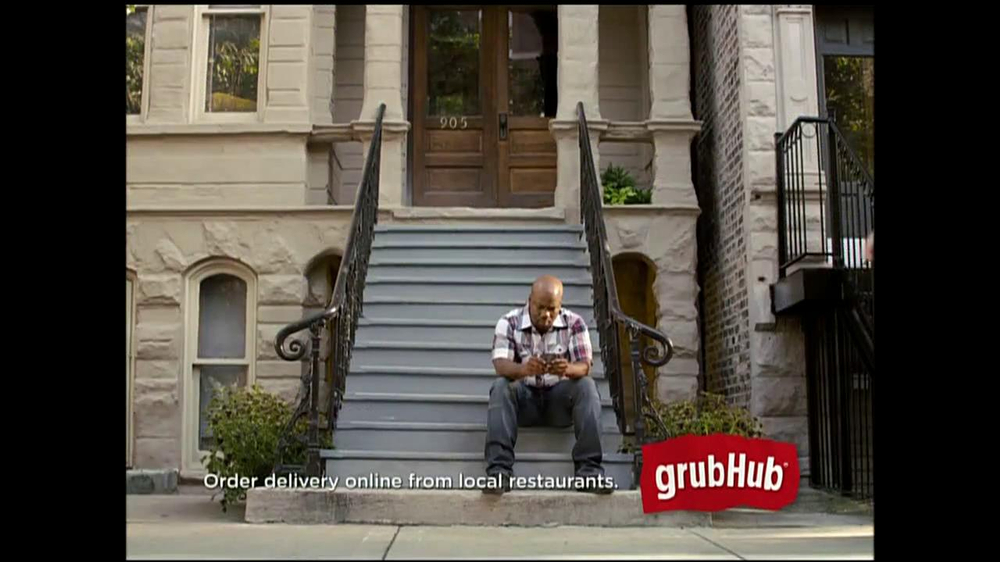 GrubHub TV Spot, 'You My Pizza?' - Screenshot 2
