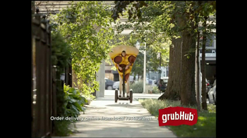 GrubHub TV Spot, 'You My Pizza?' - Thumbnail 1