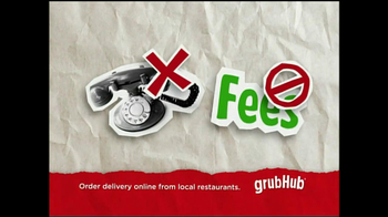 GrubHub TV Spot, 'You My Pizza?' - Thumbnail 10