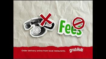 GrubHub TV Spot, 'You My Pizza?' - Thumbnail 10