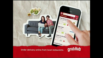 GrubHub TV Spot, 'You My Pizza?' - Thumbnail 8