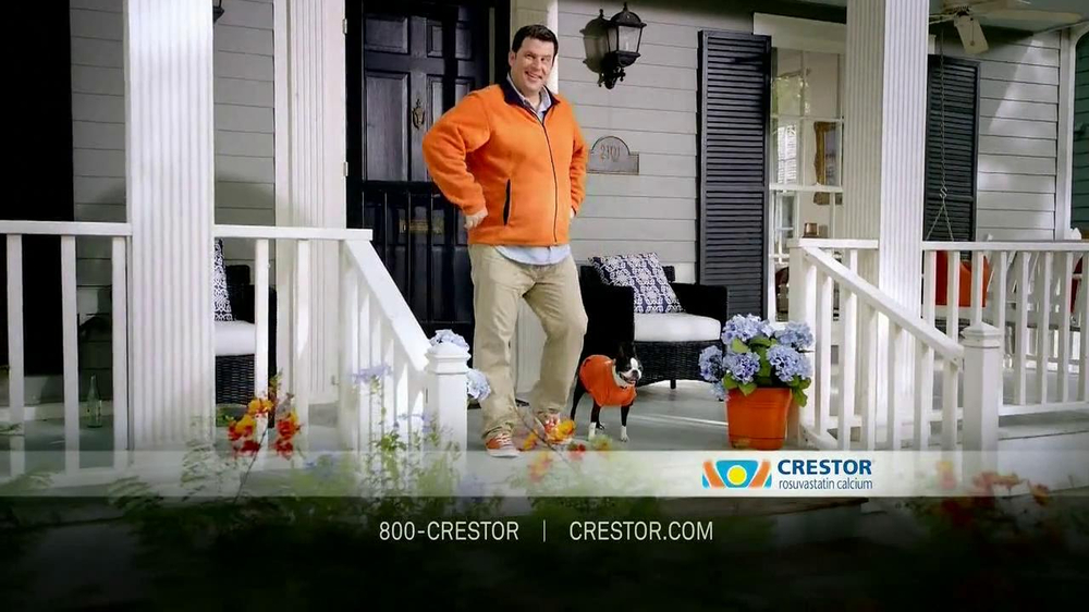 Crestor TV Spot, 'Trial' - Screenshot 7