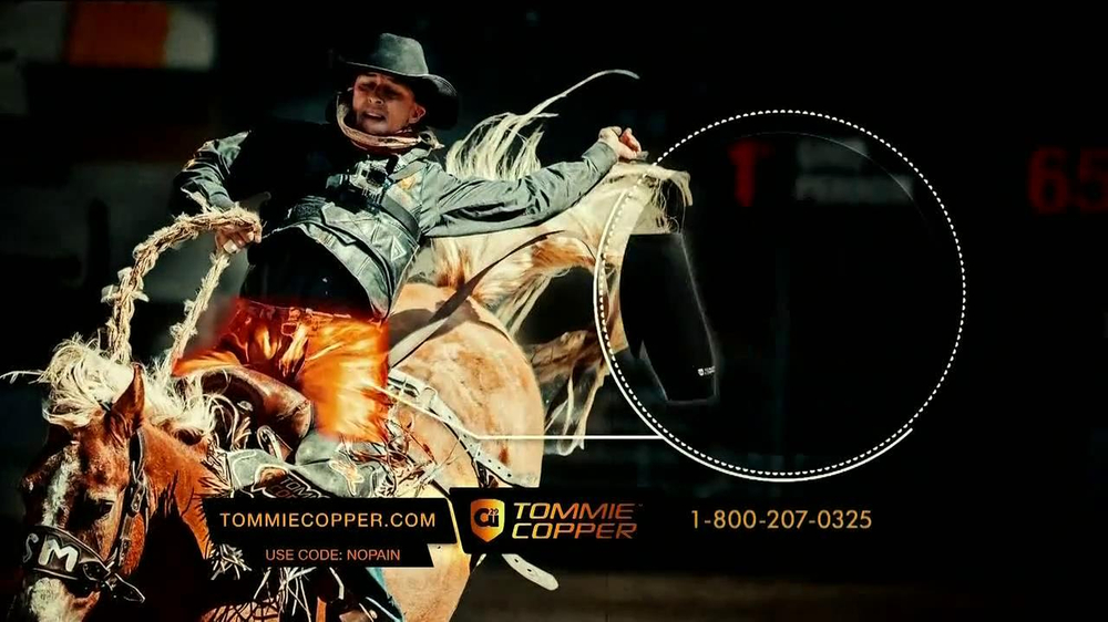 Tommie Copper TV Spot, 'Cowboy' - Screenshot 8