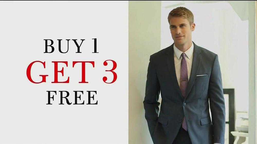 jos a bank sale buy 1 get 3 free