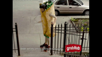 GrubHub TV Spot, 'Dressin' on the Side' - Thumbnail 1