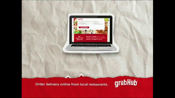 GrubHub TV Spot, 'Dressin' on the Side' - Thumbnail 10