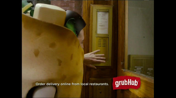 GrubHub TV Spot, 'Dressin' on the Side' - Thumbnail 4