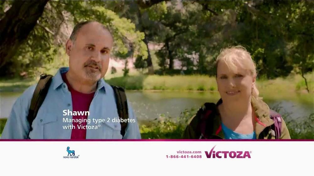 Victoza TV Spot - Screenshot 2