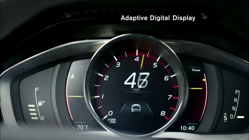 Volvo S60 TV Spot, 'Reimagined' - Screenshot 5