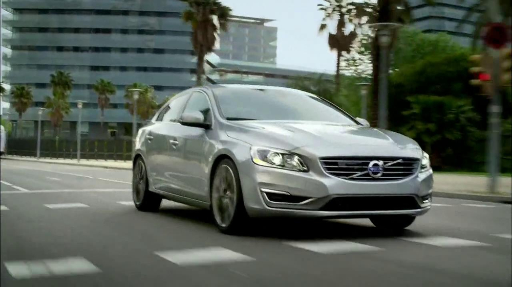 Volvo S60 TV Spot, 'Reimagined' - Screenshot 8