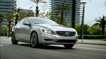 Volvo S60 TV Spot, 'Reimagined' - Thumbnail 9