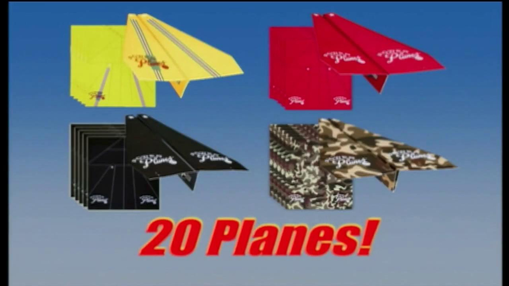 Power Planes TV Spot, 'Breakthrough in Micro Aviation' - Screenshot 7