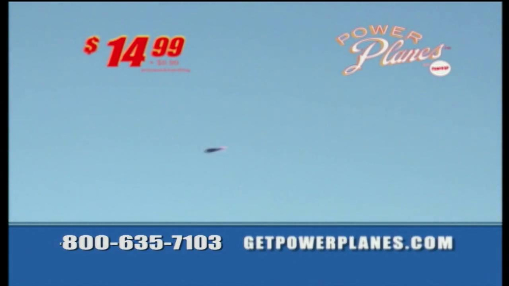 Power Planes TV Spot, 'Breakthrough in Micro Aviation' - Screenshot 6