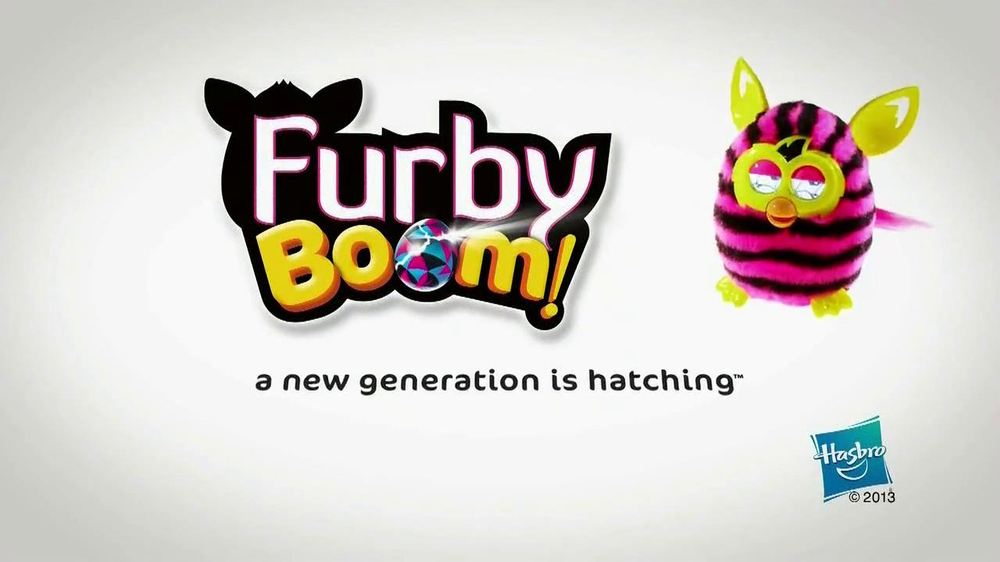 Furby Boom TV Spot, 'The Quest for the Furbling' - Screenshot 9