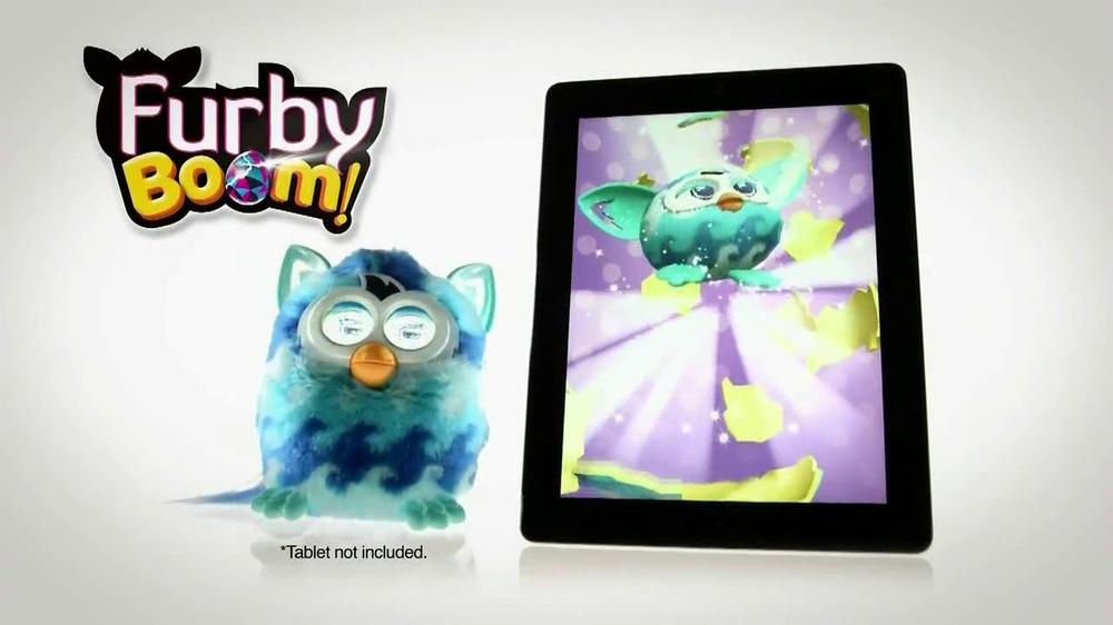 Furby Boom TV Spot, 'The Quest for the Furbling' - Screenshot 2