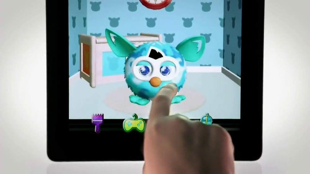 Furby Boom TV Spot, 'The Quest for the Furbling' - Screenshot 3