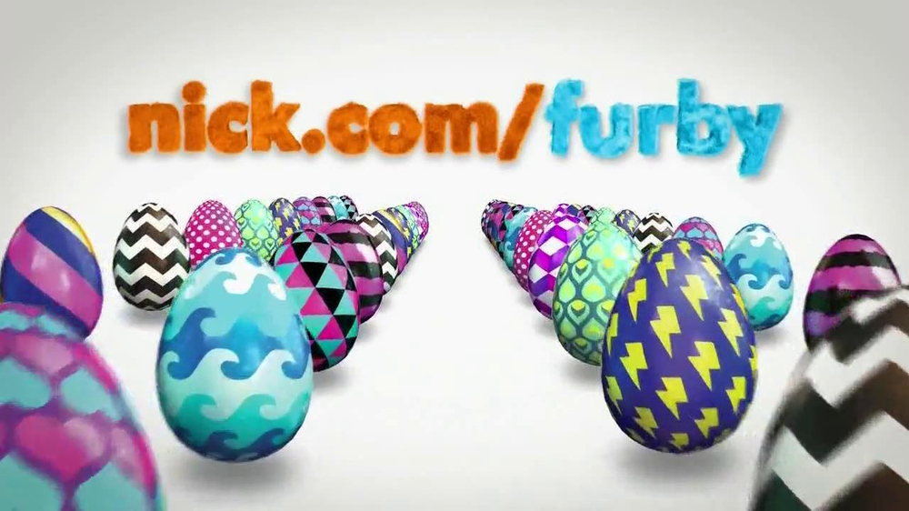 Furby Boom TV Spot, 'The Quest for the Furbling' - Screenshot 8