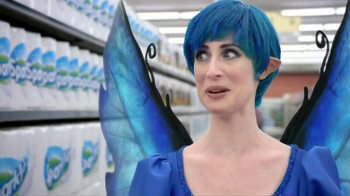 Sparkle Towels TV Spot, 'Fairy' - Thumbnail 4