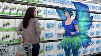 Sparkle Towels TV Spot, 'Fairy' - Thumbnail 5
