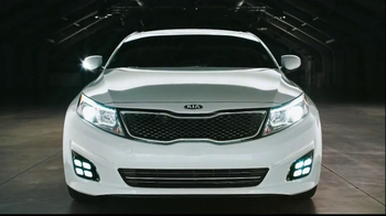 2014 Kia Optima TV Spot, 'Impressive'