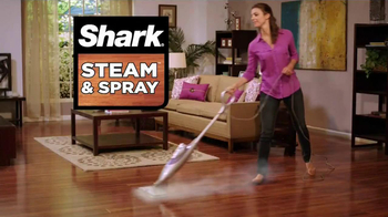 Shark Steam & Spray TV Spot