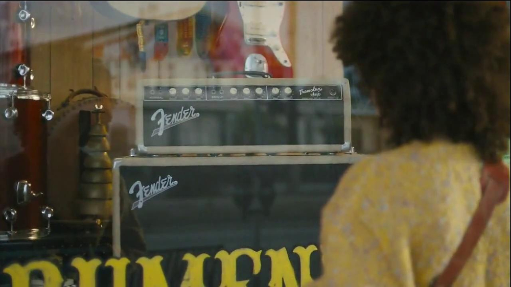 Wells Fargo TV Spot, '6 String Dream' Song by Andy Allo - Screenshot 3