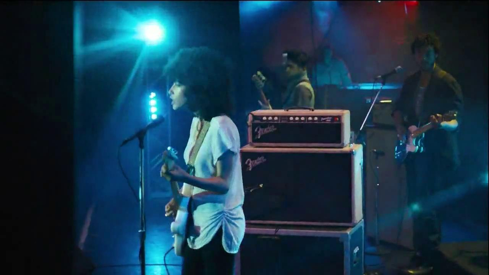 Wells Fargo TV Spot, '6 String Dream' Song by Andy Allo - Screenshot 8