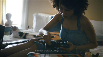 Wells Fargo TV Spot, '6 String Dream' Song by Andy Allo - Thumbnail 4