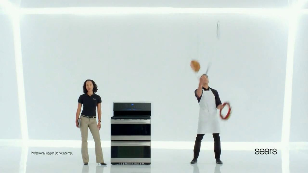 Sears TV Spot, 'Juggling' - Screenshot 2