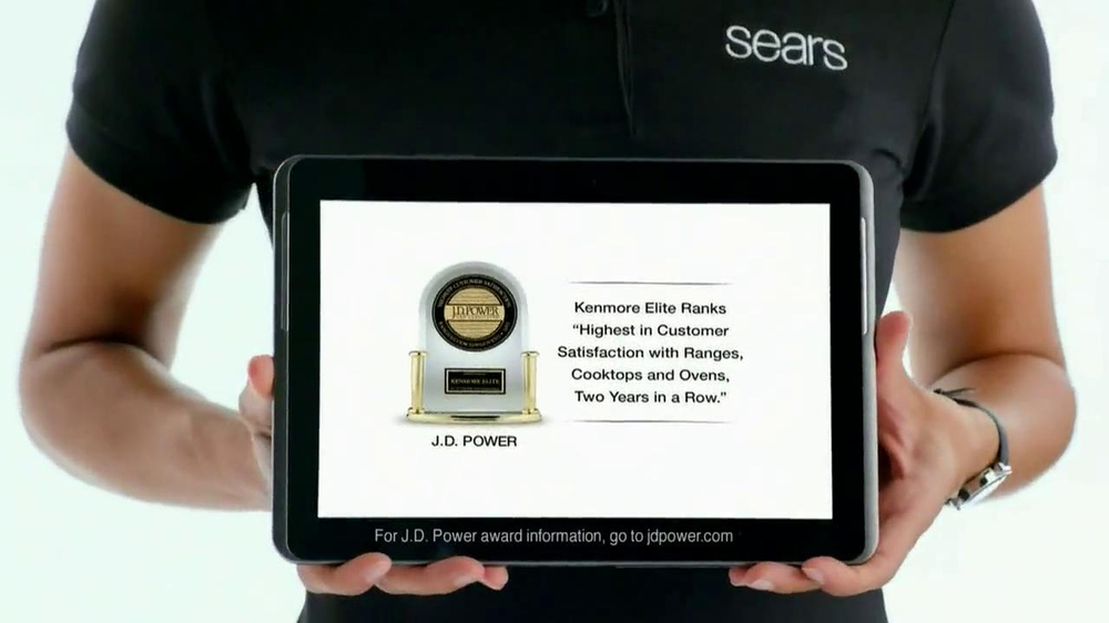 Sears TV Spot, 'Juggling' - Screenshot 7