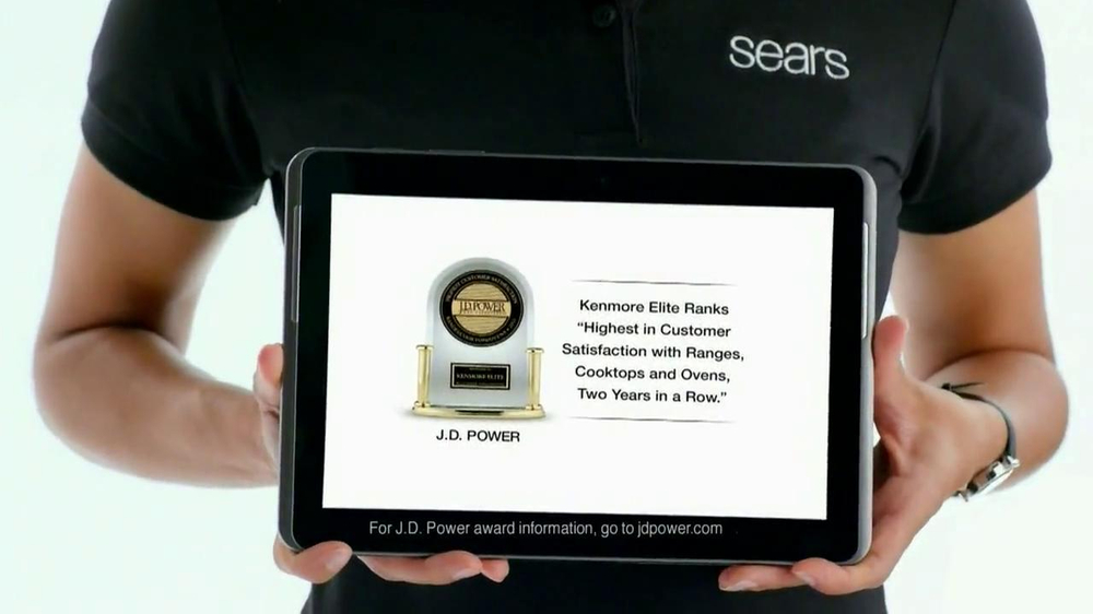 Sears TV Spot, 'Juggling' - Screenshot 8