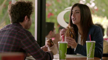 Quiznos Bourbon Steak Sub TV Spot, 'Floasted' - Thumbnail 3