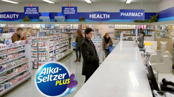 Alka-Seltzer Plus-D TV Spot, 'Big Date' - Thumbnail 1