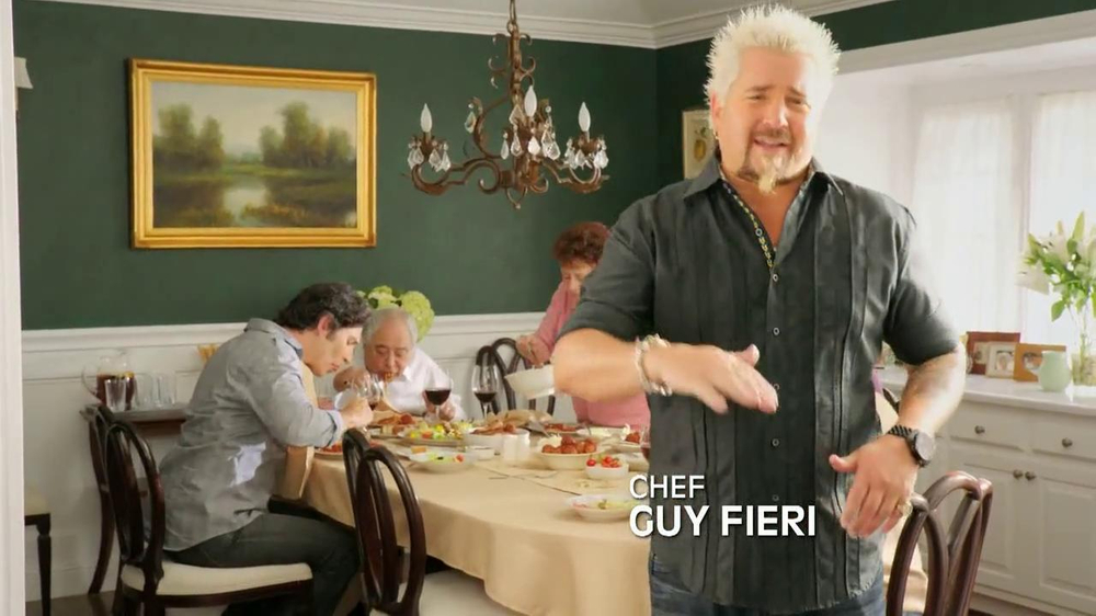 Rolaids TV Spot, 'Spicy Meat Sauce' Featuring Guy Fieri - Screenshot 2